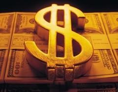Доллар укрепившись к рублю на 6 копеек по сравнению с предыдущим закрытием - до 31,04 рубля, евро - на 6 копеек - до 44,12 рубля.